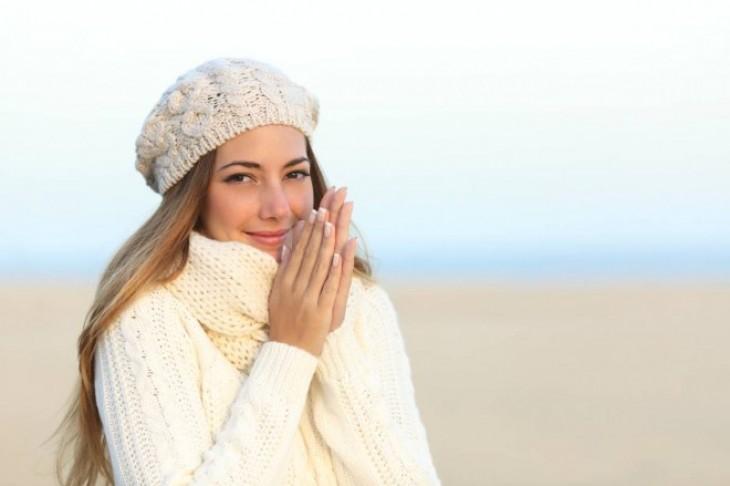 Nega suve kože lica tokom hladnih dana