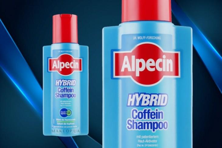 Novi doping za kosu u ponudi - Alpecin Hybrid Caffeine šampon sa dvostrukim dejstvom